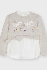 Mayoral Bright Boho Sequin Pullover