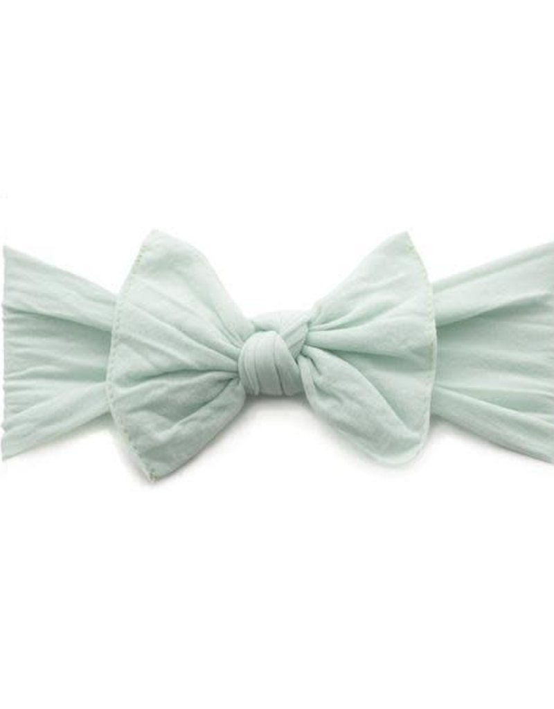 Baby Bling Bow Knot Bow Seafoam