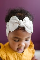 Baby Bling Bow Knot Bow Oatmeal