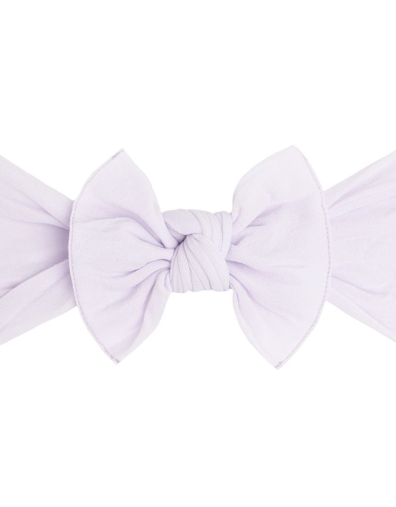 Baby Bling Bow Knot Bow Thistle