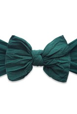 Baby Bling Bow Knot Bow Forest Green