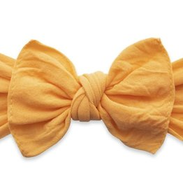 Baby Bling Bow Knot Bow Brass