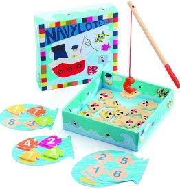 Djeco Magnetic Fishing Game
