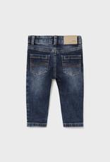 Mayoral Boys Dark Basic Slim Fit Pants