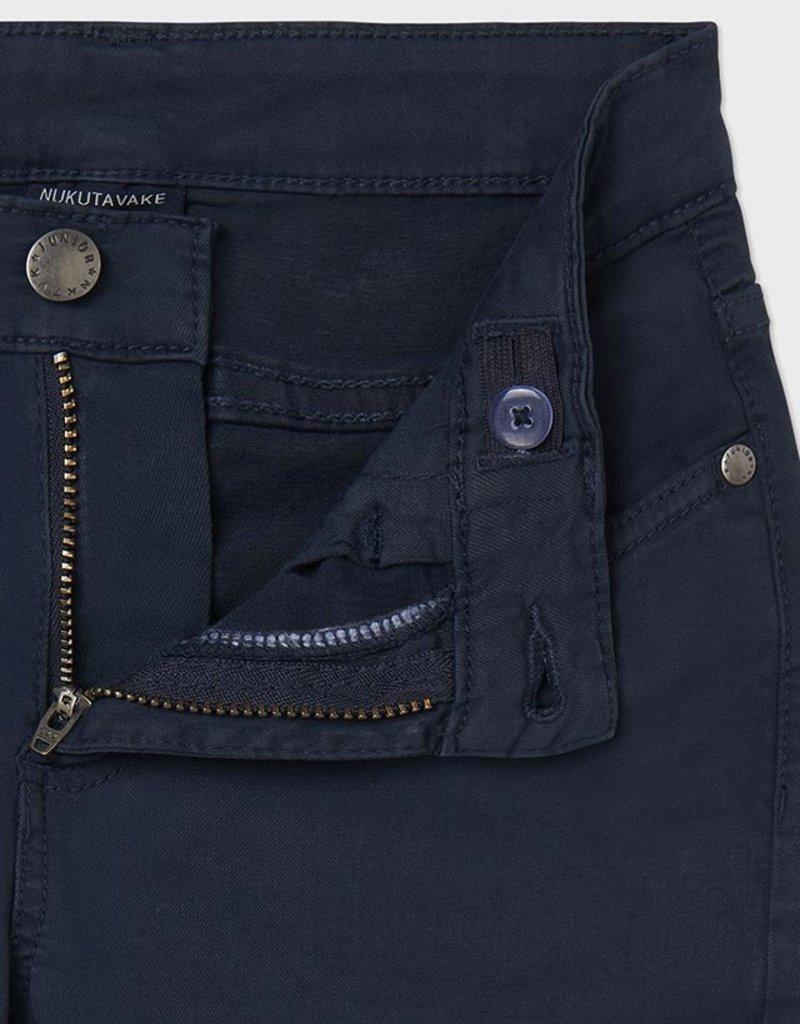 Mayoral Petroleum 5 Pocket Slim Fit Pant