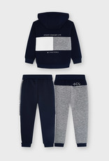 Mayoral Navy 3 pc Tracksuit