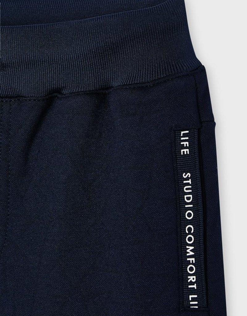 Mayoral Navy Sweatpants
