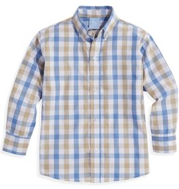 bella bliss Buttondown Shirt Buckner Check