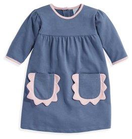 bella bliss Steel Blue Sinclair Dress