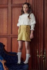 bella bliss Peppa Skirt Marigold Check