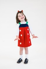 Florence Eiseman French Terry Ladybug Jumper