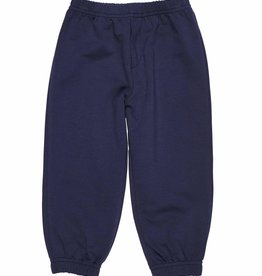 Florence Eiseman Navy French Terry Joggers