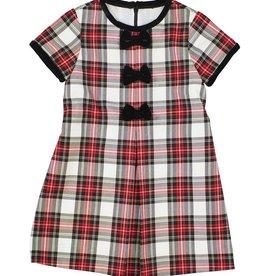 Florence Eiseman Tartan Plaid Dress