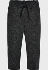 Mayoral Boys Black Knit Pants