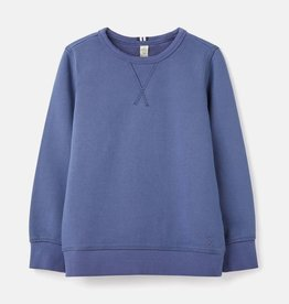 Joules Monty Skip Blue Sweatshirt
