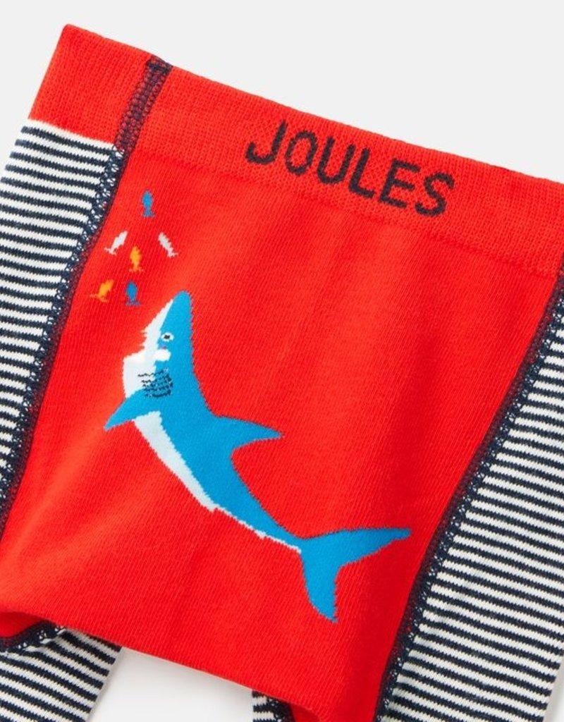 Joules Lively Shark Puff 2pk Leggings