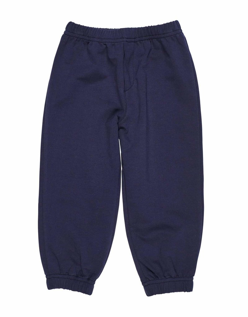 Florence Eiseman FE Navy French Terry Joggers