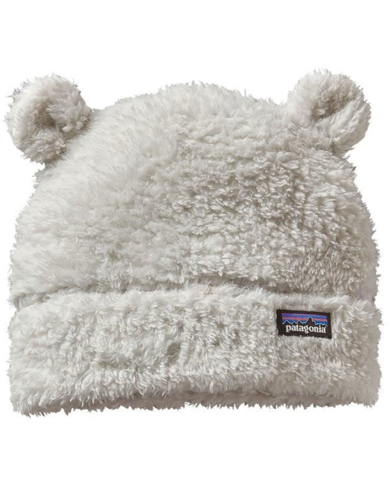 Patagonia Baby Furry Friends Hat BCW Birch White