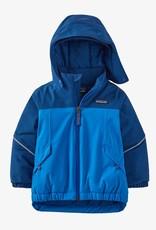 Patagonia Snow Pile Jacket BYBL Bayou Blue
