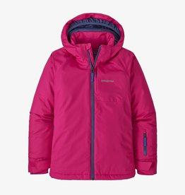 Patagonia Girls Snowbell Jacket MYPK Mythic Pink