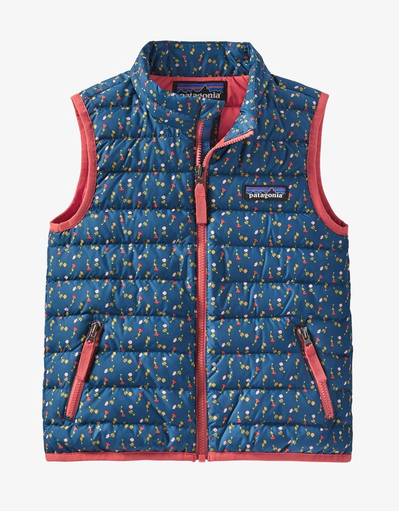Patagonia Baby Down Sweater Vest SDCB Crater Blue