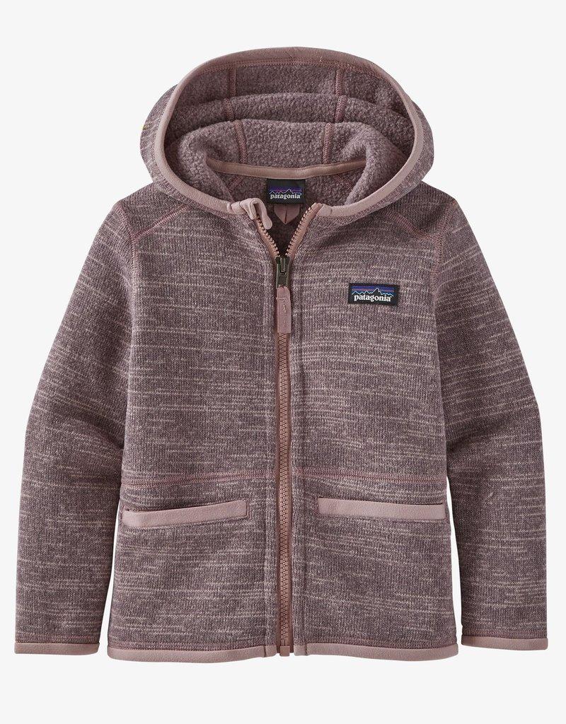 Patagonia Baby Better Sweater Jacket HYSP Hyssop Purple