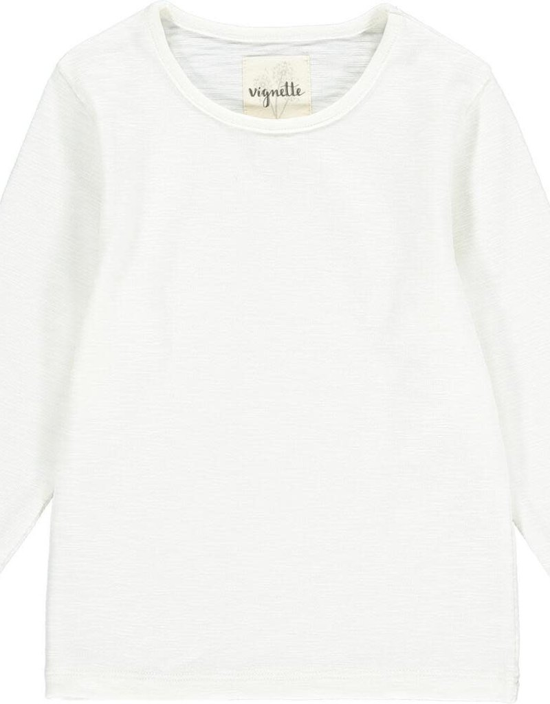 Vignette Reese T Shirt Cream