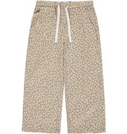Vignette Jillian Lounge Pants Tan Floral