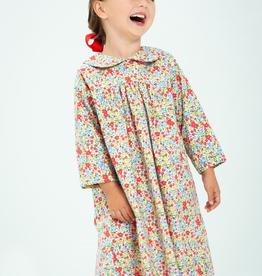 little english Dunn Dress Middleton Floral