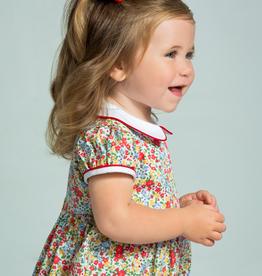 little english Charlotte Romper Middleton Floral