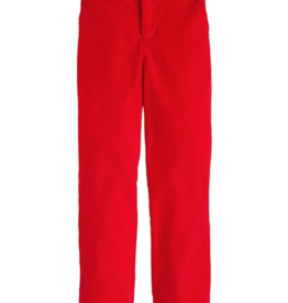 little english Skinny Corduroy Pant Red