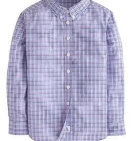 little english Button Down Shirt Hawthorne Plaid