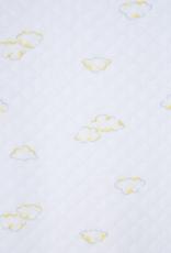 Little Me Clouds Quilt Footie w/Hat