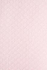 Little Me Pink Quilt 3pc Cardigan Set