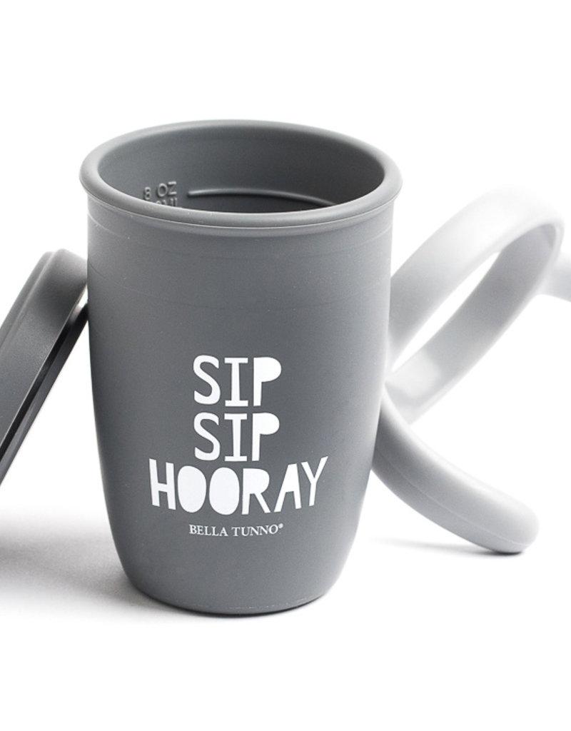 Bella Tunno Sip Sip Hooray Happy Sippy Cup