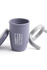 Bella Tunno Girl Boss Happy Sippy Cup