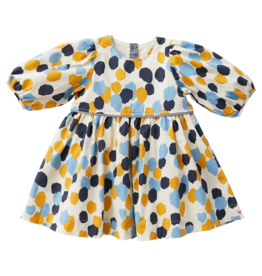 Pink Chicken Brooke Dress Ant White Painted Spots
