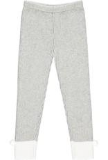 Vignette Rowan Heavy Knit Leggings Grey