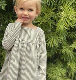 Vignette Rylie Dress Leaf
