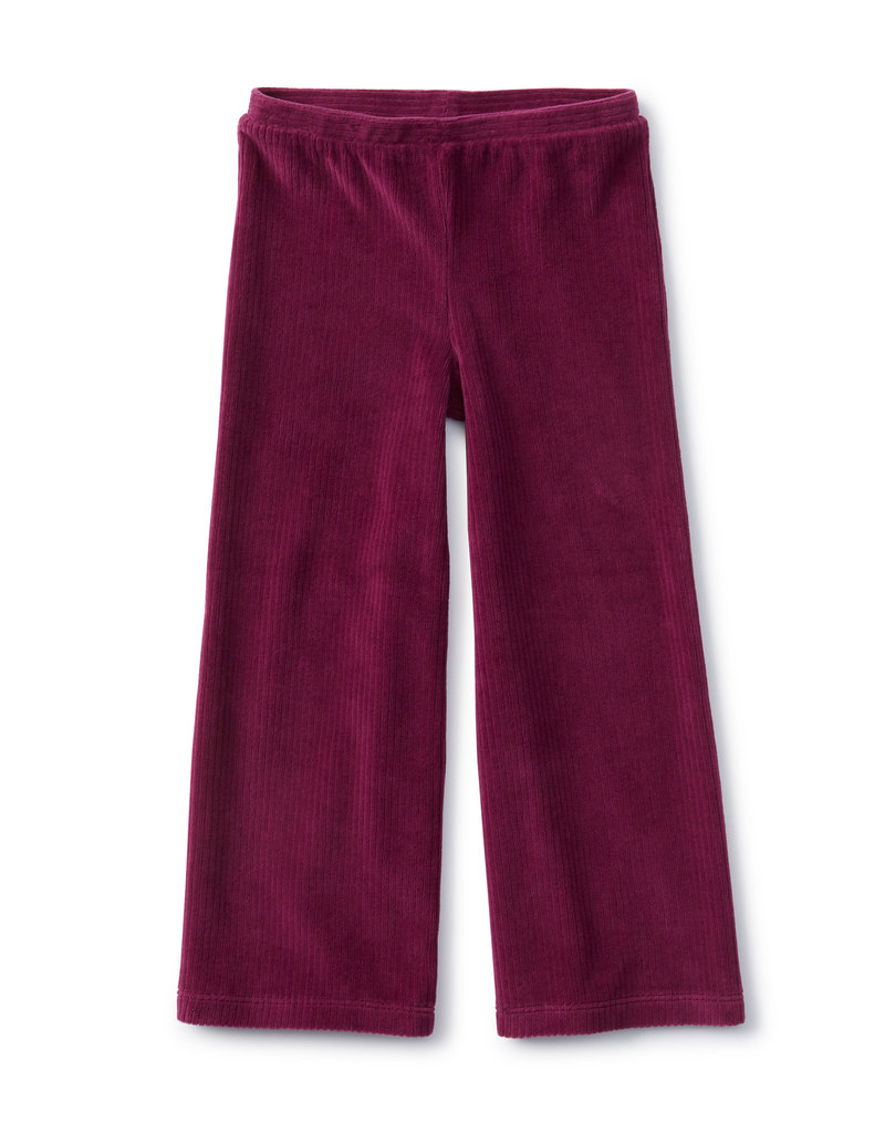 Tea Collection Flare Stretch Pants Cosmic Berry