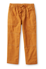 Tea Collection Cozy Jersey Lined Pant Nugget