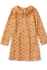 Tea Collection Collar Dress Mini Apple