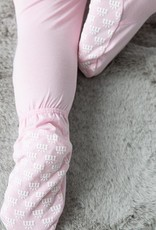 Magnetic Me Cake My Day Solid Pink Footie