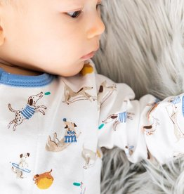 Magnetic Me Howlarious Organic Cotton Footie