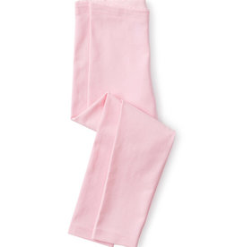 Tea Collection Solid Leggings Cotton Candy