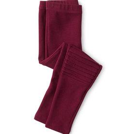 Tea Collection Girls Reinforced Knee Moto Pants Cosmic Berry