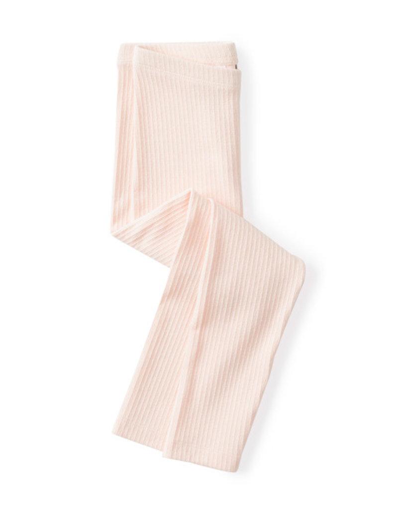Tea Collection Pointelle Leggings Pink Salt