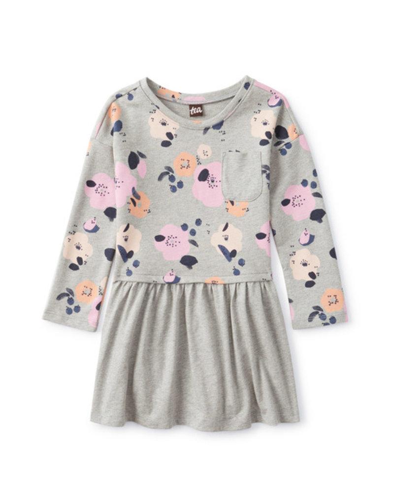 Tea Collection Pocket Play Dress Little Linnea