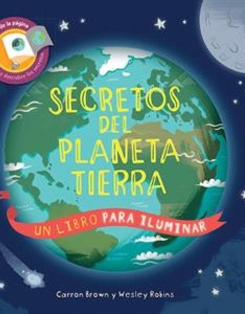Usborne Secretos del planeta Tierra