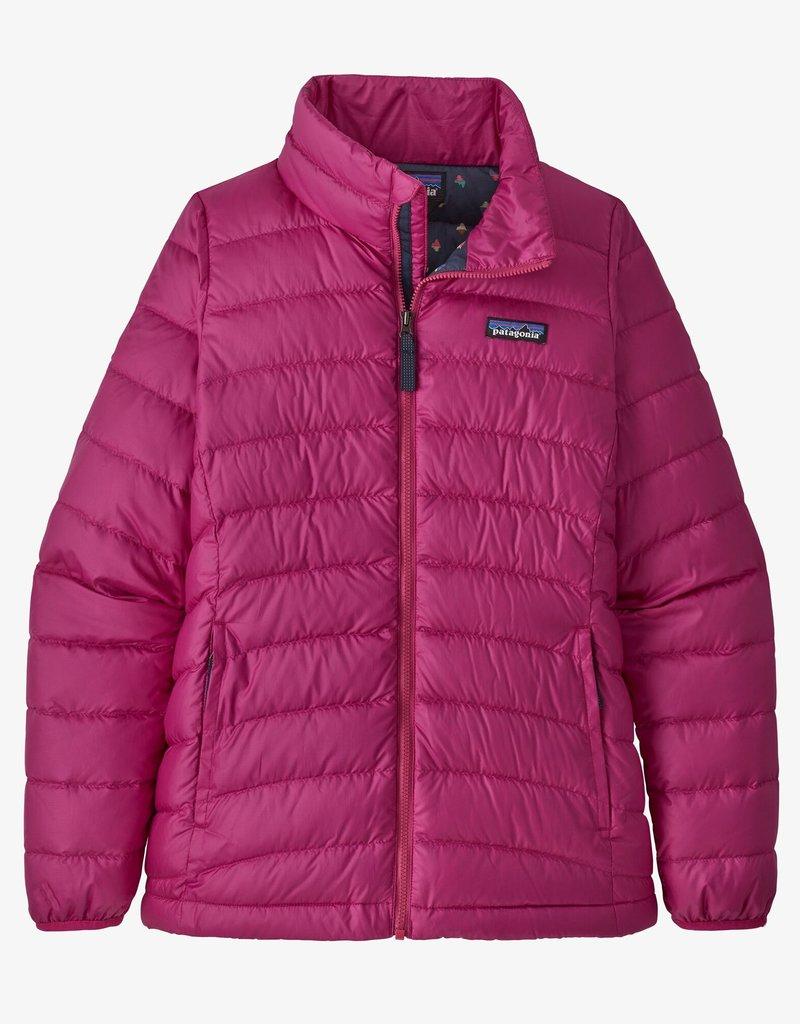 Patagonia Girls Down Sweater MYPK Mystic Pink